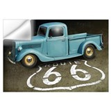 Hot rod model t ford Wall Decals