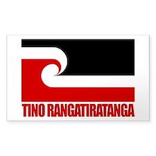 """Tino Rangatiratanga"" Decal"