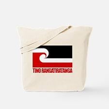 """""""Tino Rangatiratanga"""" Tote Bag"""