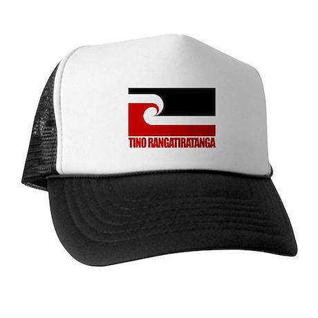 """""""Tino Rangatiratanga"""" Trucker Hat"""