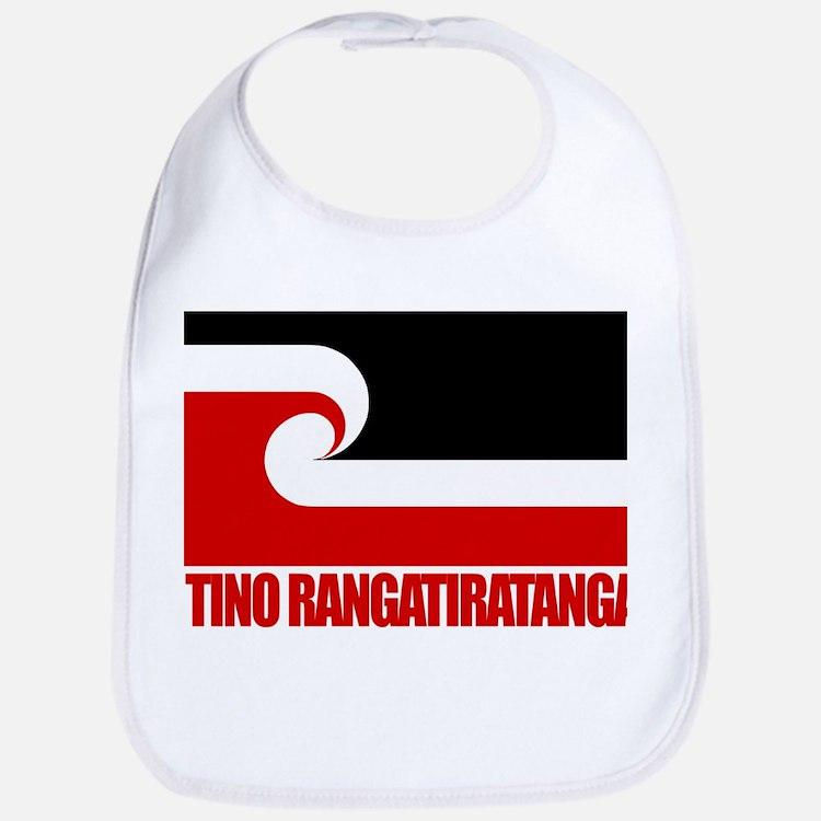 """Tino Rangatiratanga"" Bib"