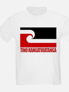"""""""Tino Rangatiratanga"""" T-Shirt"""