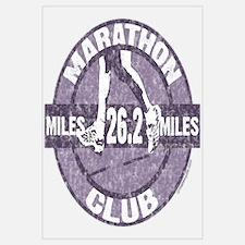 Marathon Club Wall Art