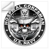 Corpsman Wall Decals
