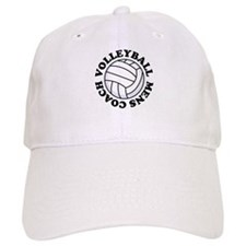 Mens Volleyball Coach Gift Baseball Cap