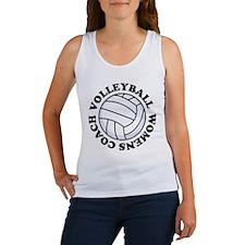Womens Volleyball Coach Gift Women's Tank Top