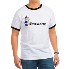 Piss On United Nations T