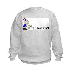 Piss On United Nations Sweatshirt