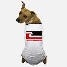 """Tangata Whenua"" Dog T-Shirt"