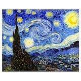 Starry starry night Wall Art