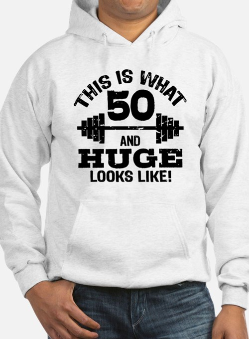 Funny 50 Year Old Hoodie