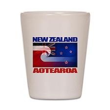 Aotearoa Shot Glass