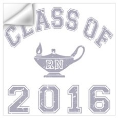Class Of 2016 RN Wall Art Wall Decal