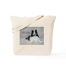 Shetland Sheepdogs Rock my Universe Tote Bag