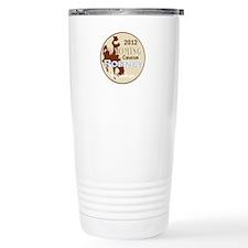 Romney WYOMING Travel Mug