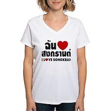 I Heart (Love) Songkran Shirt