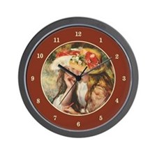 Young Artists Wall Clock