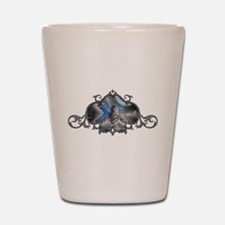 The Doodler Gothic Fairy Fant Shot Glass