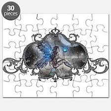 The Doodler Gothic Fairy Fant Puzzle