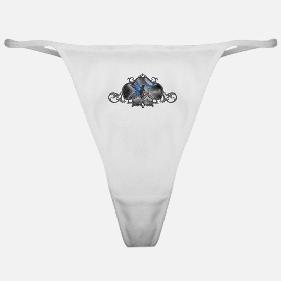 The Doodler Gothic Fairy Fant Classic Thong