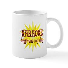 Karaoke Brightens Mug
