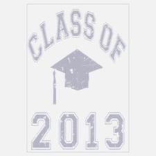 Class Of 2013 Graduation Wall Art