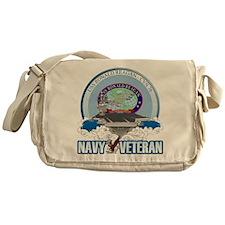 CVN-76 USS Reagan Messenger Bag
