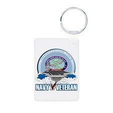 CVN-76 USS Reagan Keychains