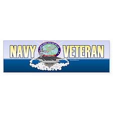 CVN-76 USS Reagan Bumper Sticker