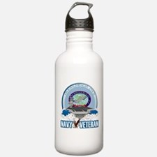 CVN-76 USS Reagan Water Bottle