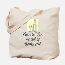 My Sanity Tote Bag