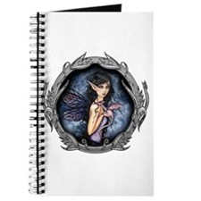 Gothic Fairy and Dragon Fantasy Art Journal