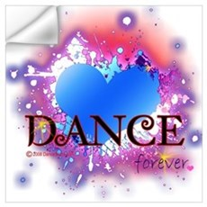 Love Dance Forever Wall Art Wall Decal