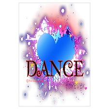 Love Dance Forever Wall Art