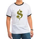 Dollar Sign Ringer T
