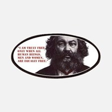 Bakunin Free Patches