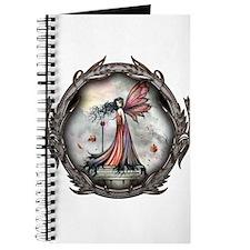 Autumn Winds Gothic Fairy Fan Journal