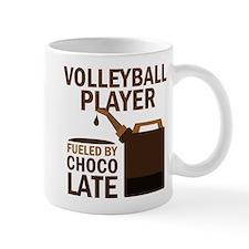 Volleyball Player Gift Chocoholic Mug