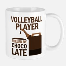 Volleyball Player Gift Chocoholic Mug
