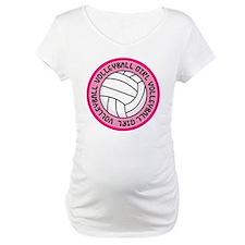 Volleyball Girl Fan Gift Shirt