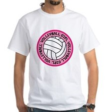 Volleyball Girl Fan Gift Shirt