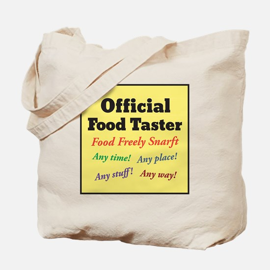 Cute Snack time Tote Bag