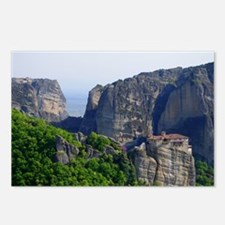 Meteora Postcards (Package of 8)