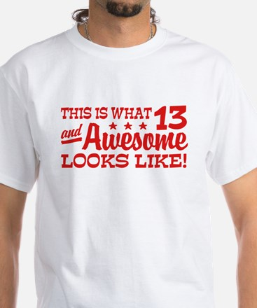 Funny Thirteen Year Old Shirt