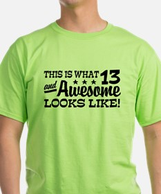 Funny Thirteen Year Old T-Shirt