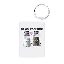 We belong together Keychains
