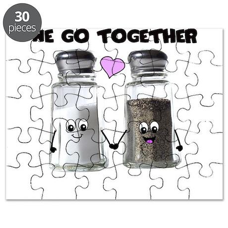 We belong together Puzzle
