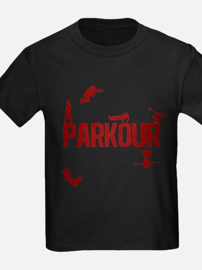 parkour4-3 T-Shirt
