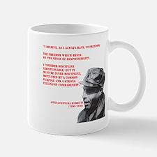 Durruti Freedom Mug
