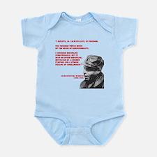Durruti Freedom Infant Bodysuit